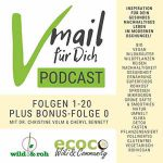 Vmail fuer Dich Hoerbuch Cover Serie 1