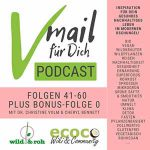 Vmail fuer Dich Hoerbuch Cover Serie 3